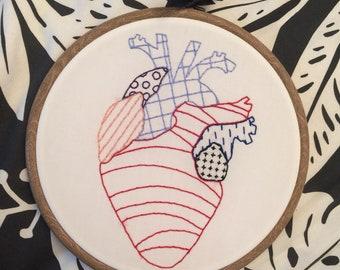 Heart er patterns