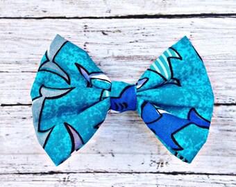 Blue Sharks Bow