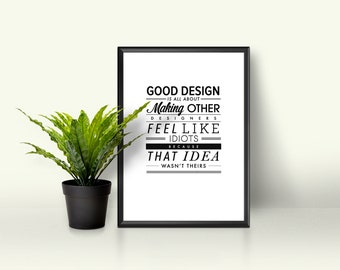 Motivational Poster, Inspirational Print, Motivational Home Decoration, Home Gift, House Warming Gift