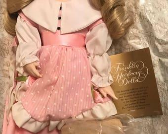 Goldilocks Collectible Doll