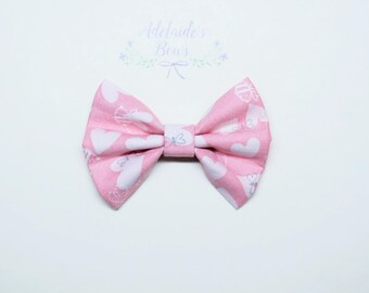 Love is in the Air Hair Bow