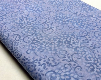 Complements Leafy Scroll Purple 26035-666 Quilting Sewing Textile Fabrics Quilt SouthSeas Imports SSI
