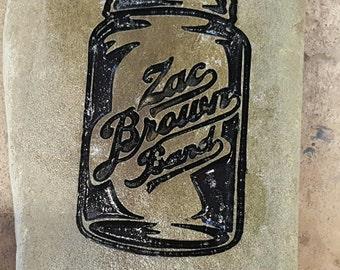 Zac Brown Band Garden Stone
