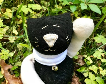 Paltan Sepper sock kitty -Ready to ship!