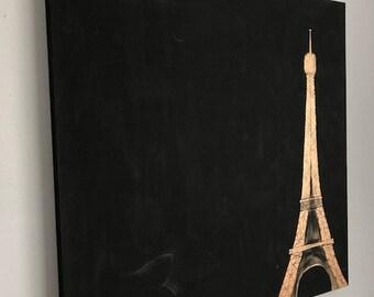 Eiffel Tower Painting (La Tour Eiffel)