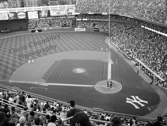 Madison Square Garden: Fine Art Photography Old Yankee Stadium New York City