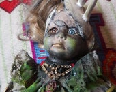 China Doll - Creepy OOAK ...