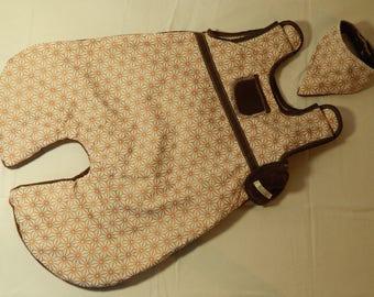 Light: the sleeping bag/sleeping bag for the adventurers