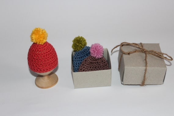 Easter gift knit hats for eggs decor easter hats knit egg like this item negle Gallery