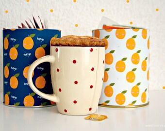 Wrapping Paper -Mango Mango-