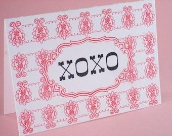SALE-XOXO I Love You