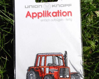 """Red Tractor badge """"union knopf"""" to apply"""