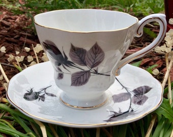 Gothic  Royal Grafton Teacup and Saucer