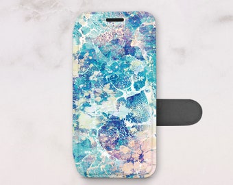 Marble iPhone Case Wallet Case iPhone 8 Plus Case iPhone 7 Wallet Case iPhone 8 Case iPhone 7 Plus Case Leather Wallet Case Marble RD5068
