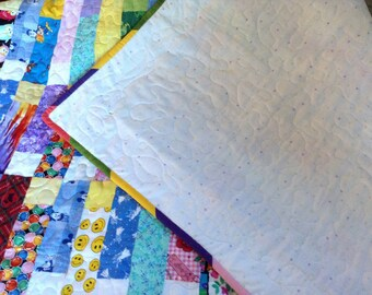 Tummy Time Play Quilt #158