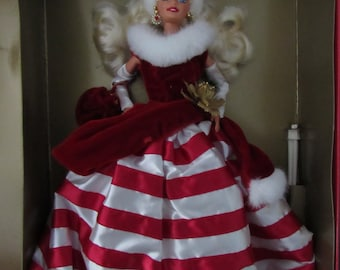 Vintage 1994 Limited Edition The Winter Princess Collection  Blonde Peppermint Princess Barbie  2938