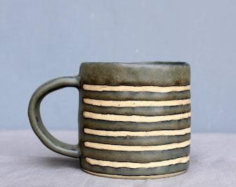 Ceramic Mug. Handmade Mug. Pottery Mug.