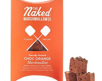 Choc Orange Gourmet Marshmallows