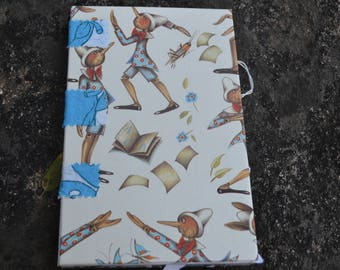 Vintage Pinocchio Journal