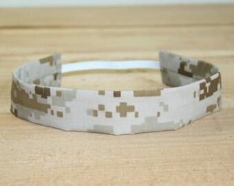 MARPAT USMC Baby Headband Military Camo