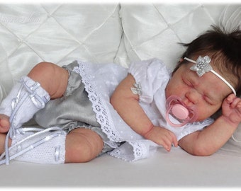 Angel Girl Reborn doll Kit