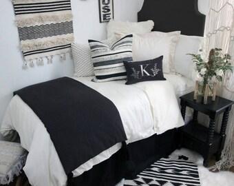Dorm Room Bed Skirts Etsy