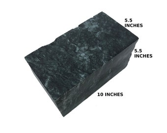 30LB Soapstone Block for Carving
