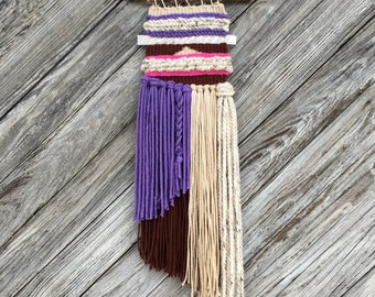 Small Rustic Weaving