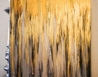 Textured abstract painting / art on 18 x 24 canvas / contemporary / textured art / abstract art / contemporary / wall art / original