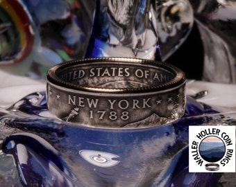 New York State Quarter Ring