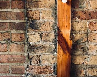 Reclaimed Wood Necklace Hanger