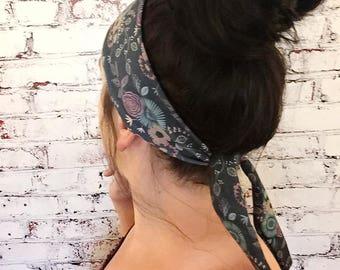 Stella Femme - Indigo - Eco Friendly Yoga Headband