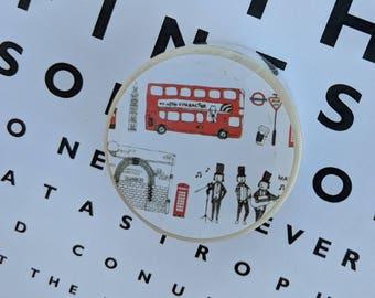London washi tape