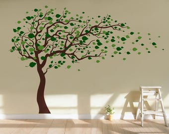 Popular Items For Tree Wall Decals