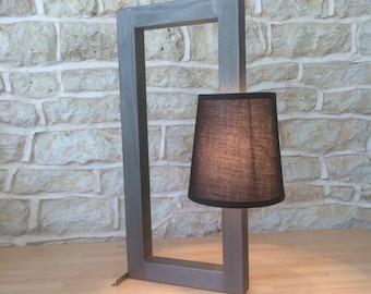 modern table lamp, modern desk lamp, contemporary lamp, home office lamp, stylish lamp, office gift, modern home decor