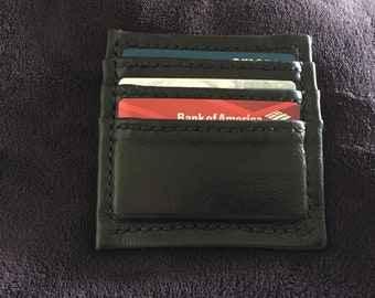 6 CC Pocket Holder - Black