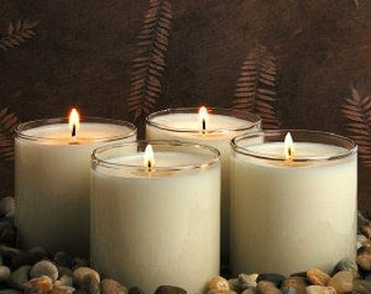 Basil Herb Soy Candle
