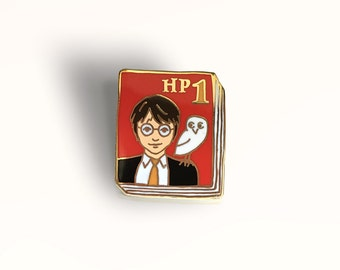 Book Pin: HP #1