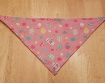 Pink Easter Eggs Bandana