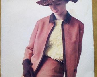 Praktische Mode 3/1964 Sewing pattern magazine