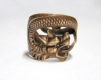 DRAGON SERPENT Ring (R)