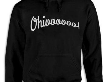 Jake Pau inspired Ohioooo logo hoodie