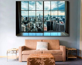 High Quality Living Room Wall Art Bedroom Wall Art Home Wall Art Office Wall Art Living  Room Decor Bedroom Decor Home Decor Office Decor City Wall Art