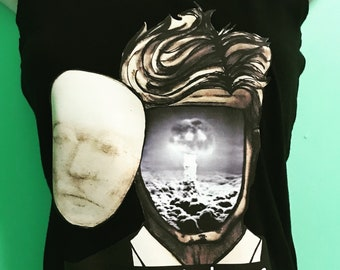 Face Off DAVID LYNCH - Twin Peaks themes tees