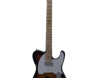 Miniature Guitar Replica: Andy Summers Telecaster