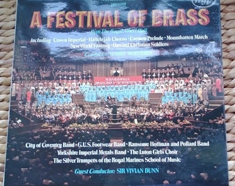 A Festival Of Brass LP