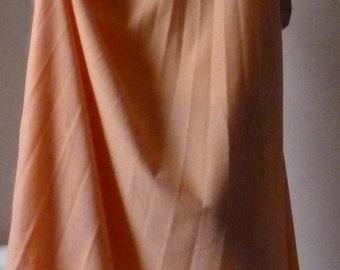 Vintage 1970s maxi dress. Size XS-S, 34-36