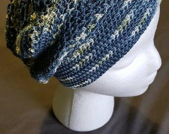 Pattern - Textured Slouchy Beanie