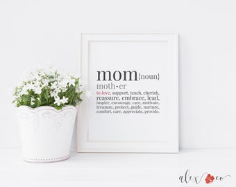 Mom Printable. Mothers Day Printable. Moms Day Gifts. Mothers Day Presents. Gifts for Mom. Mothers Day from Kids. New Mom Gift. Mom Present.