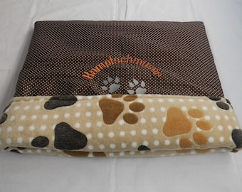 Cuddly bag, sleeping bag for dogs Gr. s